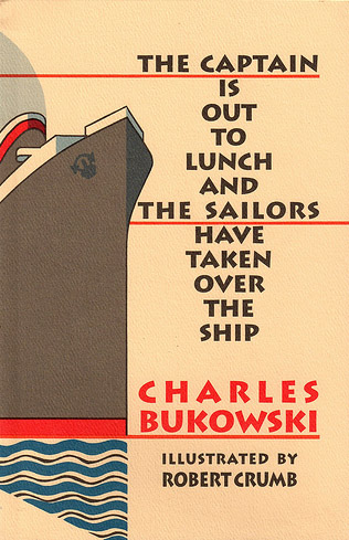 The Captain is Out to Lunch book cover