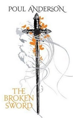"Portada de ""The Broken Sword"""