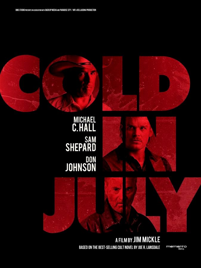 Click for Murder Slim's COLD IN JULY review
